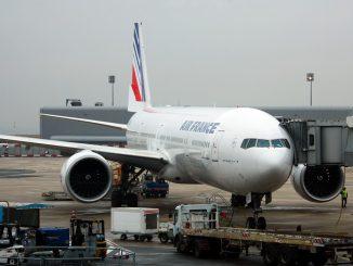 Où se rend Air France